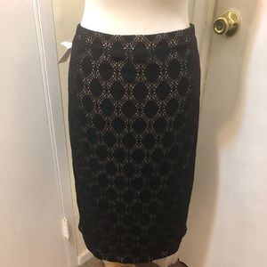 Vince Camuto fitted pencil skirt new without tags